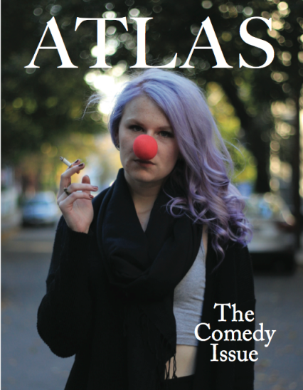 The Comedy Issue - Cover