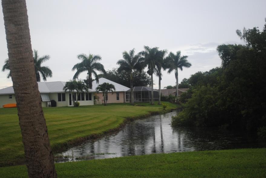Florida suburbia