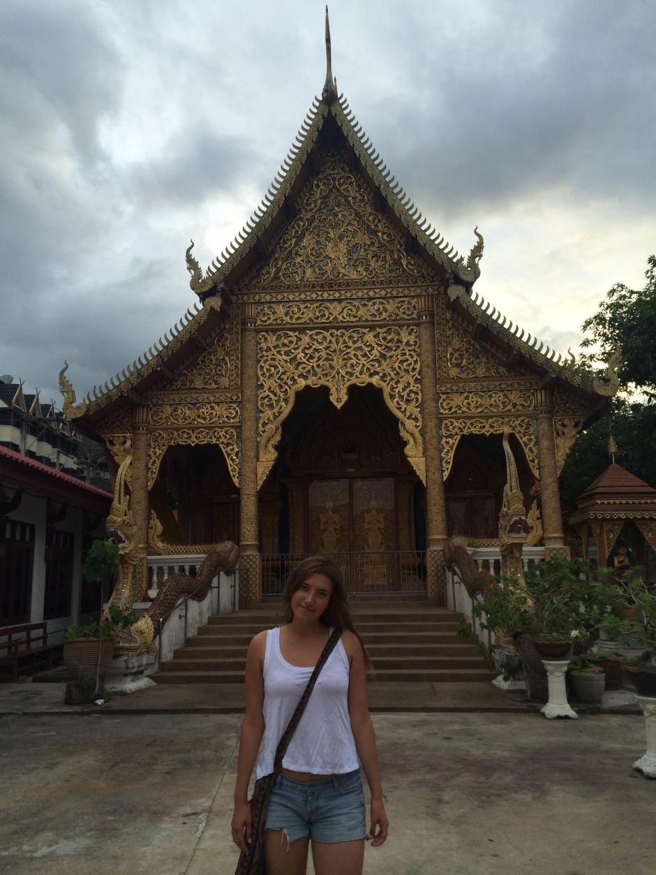 Hayley in Thailand