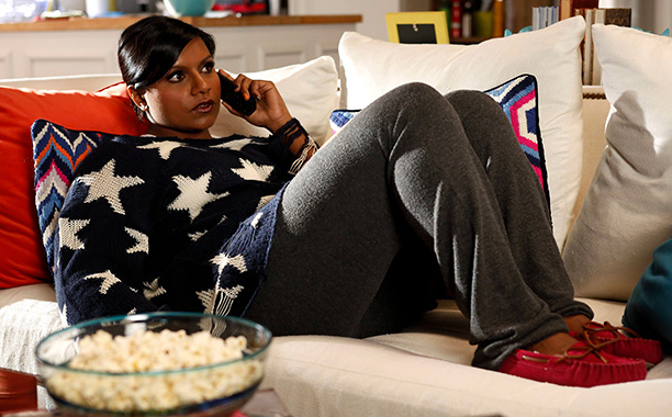 Mindy Project Introvert