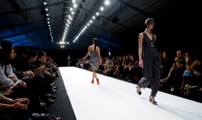 On the Runway 2015 – Mercedes-Benz Fashion Week