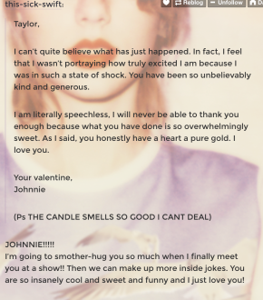 Taylurking: Taylor Swift Takes Over Tumblr