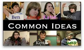 Common Ideas: A College Snapshot