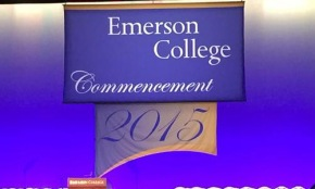 Emerson Celebrates the 135th Commencement With the Class of2015