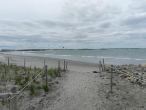 Nahant Beach.