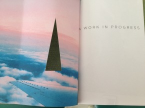 Book Review: A Work in Progress