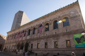 The Role of the Boston Public Library in the 21st Century