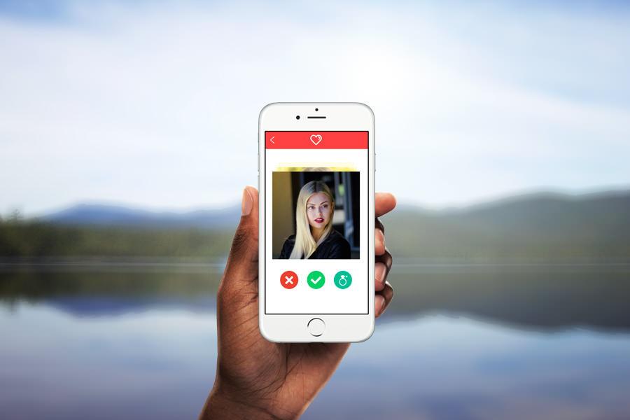 Tag dating app